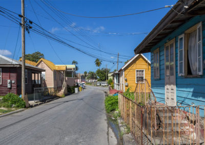 Barbados Survey of Living Conditions (BSLC)