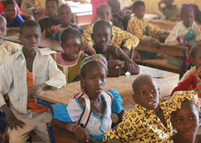 Early Grade Reading Assessment in Angola