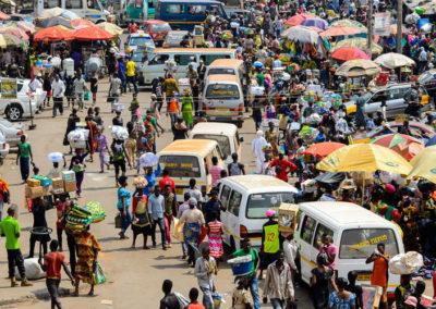 Survey Strategy for Ghana