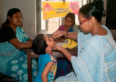 Health Result-Based Financing Impact Evaluation
