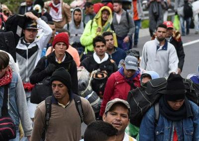 Venezuelan Migrants in Ecuador